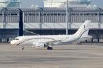 ハピネスさんが、関西国際空港で撮影したマレーシア空軍 A319-115X CJの航空フォト(飛行機 写真・画像)