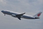 tsubasa0624さんが、関西国際空港で撮影した中国国際航空 A330-243の航空フォト(飛行機 写真・画像)