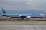 tsubasa0624さんが、関西国際空港で撮影した大韓航空 777-3B5/ERの航空フォト(飛行機 写真・画像)