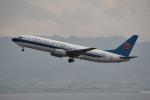 tsubasa0624さんが、関西国際空港で撮影した中国南方航空 737-81Bの航空フォト(飛行機 写真・画像)