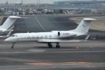tsubasa0624さんが、羽田空港で撮影した金鹿航空 G-IV-X Gulfstream G450の航空フォト(飛行機 写真・画像)