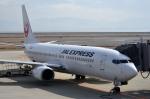 tsubasa0624さんが、関西国際空港で撮影したJALエクスプレス 737-846の航空フォト(写真)