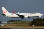 いおりさんが、成田国際空港で撮影したJALエクスプレス 737-846の航空フォト(写真)
