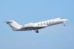 tsubasa0624さんが、羽田空港で撮影したユタ銀行 G350/G450の航空フォト(飛行機 写真・画像)