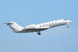 tsubasa0624さんが、羽田空港で撮影したユタ銀行 G350/G450の航空フォト(写真)