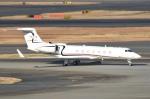 tsubasa0624さんが、羽田空港で撮影したジェット・アビエーション・ビジネス・ジェット G500/G550 (G-V)の航空フォト(写真)