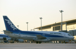 Hiroyuki.Sさんが、広島空港で撮影したエアーニッポン 737-281/Advの航空フォト(飛行機 写真・画像)