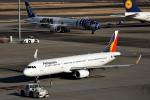 tsubasa0624さんが、羽田空港で撮影したフィリピン航空 A321-231の航空フォト(飛行機 写真・画像)