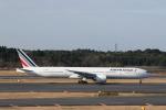ATOMさんが、成田国際空港で撮影したエールフランス航空 777-328/ERの航空フォト(写真)