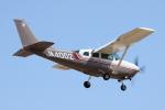 mogusaenさんが、調布飛行場で撮影した共立航空撮影 TU206G Turbo Stationair 6の航空フォト(飛行機 写真・画像)
