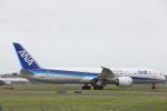 安芸あすかさんが、シドニー国際空港で撮影した全日空 787-9の航空フォト(写真)