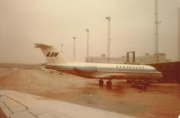 JA8037さんが、ストックホルム・アーランダ空港で撮影したリニェフリューグ F28-4000 Fellowshipの航空フォト(飛行機 写真・画像)