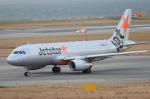 関西国際空港 - Kansai International Airport [KIX/RJBB]で撮影されたジェットスター・ジャパン - Jetstar Japan [GK/JJP]の航空機写真