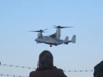 ygfdcxzさんが、新田原基地で撮影したアメリカ海兵隊 MV-22Bの航空フォト(飛行機 写真・画像)