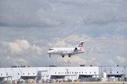 金魚さんが、ルイビル国際空港で撮影したピーエスエー・エアラインズ CL-600-2B19(CRJ-200ER)の航空フォト(飛行機 写真・画像)