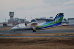kumagorouさんが、仙台空港で撮影したオリエンタルエアブリッジ DHC-8-201Q Dash 8の航空フォト(飛行機 写真・画像)