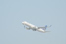 hareotokoさんが、ロサンゼルス国際空港で撮影したユナイテッド航空 757-224の航空フォト(飛行機 写真・画像)