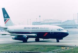 JA8037さんが、パリ シャルル・ド・ゴール国際空港で撮影したブリティッシュ・エアウェイズ 737-236/Advの航空フォト(飛行機 写真・画像)