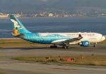 なぁちゃんさんが、関西国際空港で撮影したカタール航空 A330-202の航空フォト(写真)