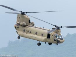 norimotoさんが、カネオヘ・ベイ海兵隊航空基地で撮影したアメリカ陸軍 CH-47Fの航空フォト(飛行機 写真・画像)