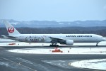 tsubasa0624さんが、新千歳空港で撮影した日本航空 777-346の航空フォト(飛行機 写真・画像)