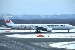 tsubasa0624さんが、新千歳空港で撮影した日本航空 777-346の航空フォト(写真)