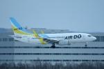 tsubasa0624さんが、新千歳空港で撮影したAIR DO 737-781の航空フォト(飛行機 写真・画像)