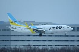 tsubasa0624さんが、新千歳空港で撮影したAIR DO 737-781の航空フォト(写真)