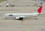 じーく。さんが、中部国際空港で撮影したJALエクスプレス 737-446の航空フォト(飛行機 写真・画像)