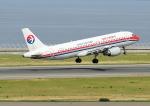 じーく。さんが、中部国際空港で撮影した中国東方航空 A320-214の航空フォト(飛行機 写真・画像)