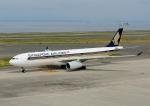 じーく。さんが、中部国際空港で撮影したシンガポール航空 A330-343Xの航空フォト(飛行機 写真・画像)