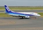 じーく。さんが、中部国際空港で撮影したANAウイングス 737-54Kの航空フォト(飛行機 写真・画像)