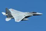 うめやしきさんが、茨城空港で撮影した航空自衛隊 F-15J Eagleの航空フォト(写真)