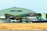 うめやしきさんが、茨城空港で撮影した航空自衛隊 RF-4EJ Phantom IIの航空フォト(飛行機 写真・画像)