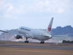 ken1☆MYJさんが、松山空港で撮影した日本航空 767-346/ERの航空フォト(写真)