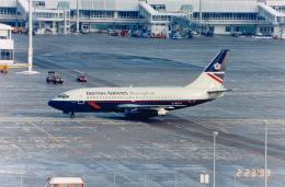 JA8037さんが、ミュンヘン・フランツヨーゼフシュトラウス空港で撮影したブリティッシュ・エアウェイズ 737-236/Advの航空フォト(飛行機 写真・画像)