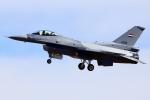Ryan-airさんが、フォートワース海軍航空ステーション統合予備役基地で撮影したイラク空軍 F-16C Fighting Falconの航空フォト(写真)