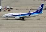 じーく。さんが、中部国際空港で撮影した全日空 737-781の航空フォト(写真)