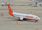 じーく。さんが、中部国際空港で撮影したチェジュ航空 737-8ALの航空フォト(飛行機 写真・画像)