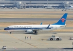 じーく。さんが、羽田空港で撮影した中国南方航空 737-81Bの航空フォト(飛行機 写真・画像)