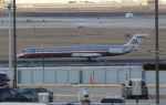 Koenig117さんが、オヘア国際空港で撮影したアメリカン航空 MD-83 (DC-9-83)の航空フォト(写真)