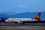 mojioさんが、静岡空港で撮影した天津航空 A320-232の航空フォト(飛行機 写真・画像)
