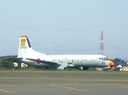 Smyth Newmanさんが、下総航空基地で撮影した海上自衛隊 YS-11A-624T-Aの航空フォト(飛行機 写真・画像)