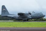 norimotoさんが、カネオヘ・ベイ海兵隊航空基地で撮影したアメリカ空軍 C-130H Herculesの航空フォト(写真)
