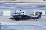 T.Sazenさんが、名古屋飛行場で撮影した陸上自衛隊 UH-60JAの航空フォト(飛行機 写真・画像)