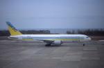 kumagorouさんが、函館空港で撮影したAIR DO 767-33A/ERの航空フォト(写真)