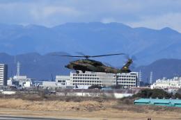 T.Sazenさんが、名古屋飛行場で撮影した陸上自衛隊 UH-60JAの航空フォト(写真)