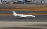 reonさんが、羽田空港で撮影したTAG  エイビエーション USA G-IV-X Gulfstream G450の航空フォト(写真)