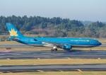 じーく。さんが、成田国際空港で撮影したベトナム航空 A330-223の航空フォト(飛行機 写真・画像)