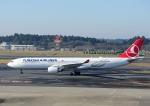 じーく。さんが、成田国際空港で撮影したターキッシュ・エアラインズ A330-303の航空フォト(写真)